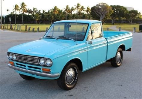 Datsun Trucks For Sale by 1969 Datsun 520 Bring A Trailer