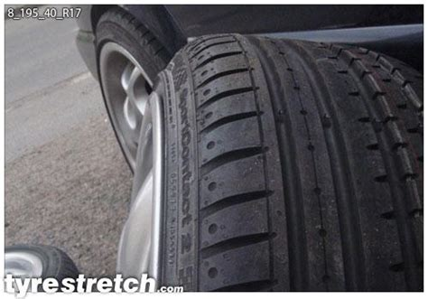 Tyrestretch.com 8.0-195-40-r17