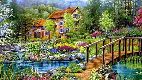 Download Nature Drawing Wallpaper Gallery