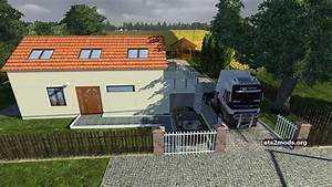 ETS2 Home Sweet Home mod