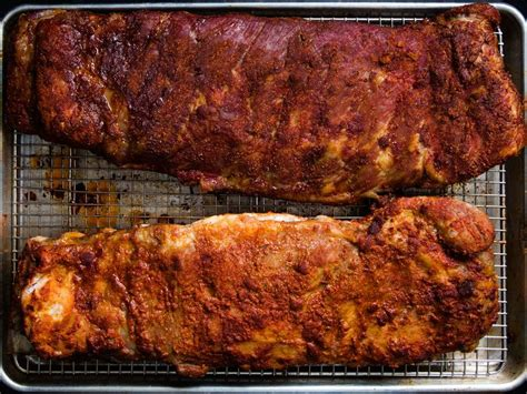 ribs in oven how to make oven baked pork ribs that taste like smoky barbecue pork ribs and ovens