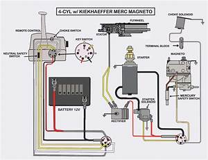 Yamaha Outboard Electric Choke Wiring Diagram
