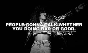 rihanna quote on Tumblr