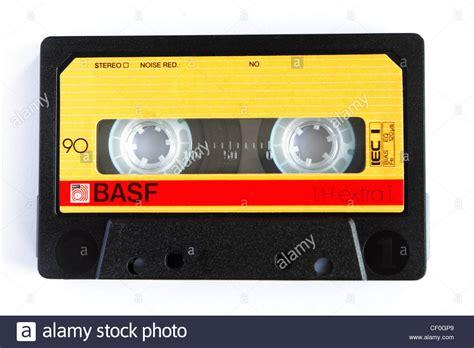 cassetta audio basf audio cassette stock photo 43653745 alamy
