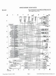 1995 Dodge Dakotum Engine Diagram