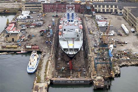 todd shipyard graving dock red hook