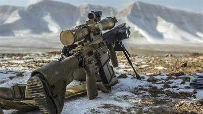 Rifle Hk417 Sniper Guns Rifles Wallpapers Heckler