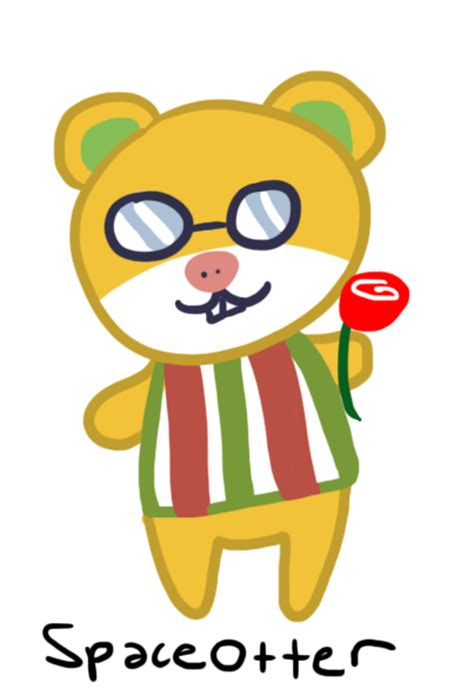 spaceotters villager draw thread closed  marina