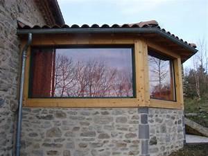 maison bois pierre une maison bois et pierre en valle de With maison bois et pierre