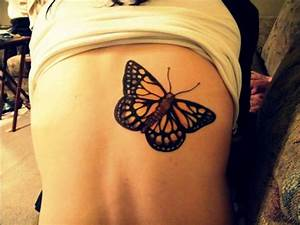 Monarch Butterfly Tattoo Designs with Meaning (2018)