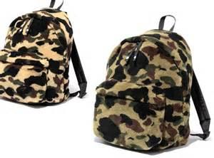 BAPE Camo Backpack