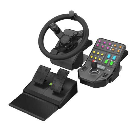 Volante Pc Logitech Logitech G Saitek Farming Simulator Controller Volant Pc