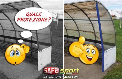 Panchine Da Calcio by Protezione Angolare Antiurto Su Panchina Di Un Co Da Calcio