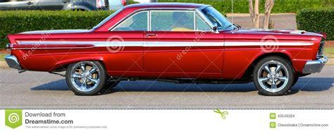 mercury comet  door coupe editorial stock image image