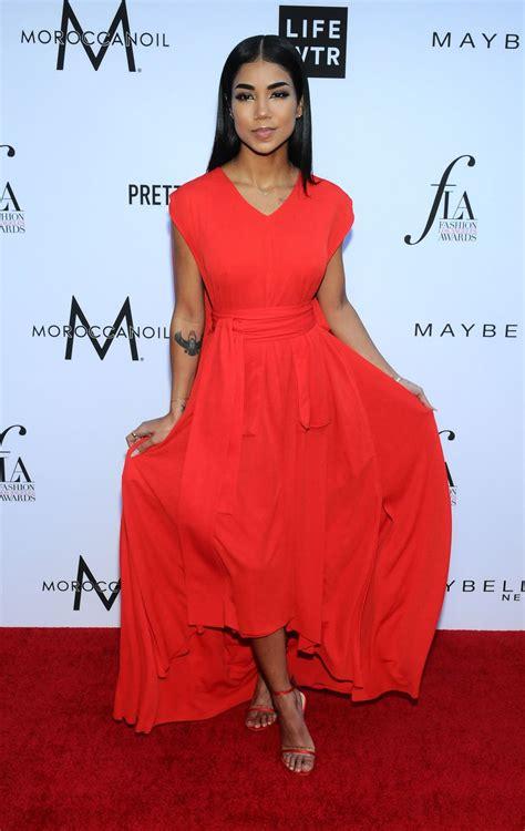 Jhene Aiko u2013 The Daily Front Row Fashion Awards 2018 in LA