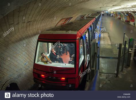 metro porte de vincennes pilotless automatic metro line no 1 at quot porte stock photo royalty free
