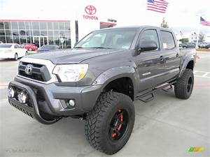 2012 Toyota Tacoma V6 Double Cab 4x4 Custom Wheels Photo ...