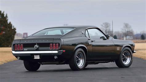 Ford Mustang Boss 429 Fastback 1969  Usa  Gie�da Klasyków