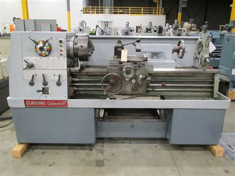 clausing colchester mo  geared head straight bed engine lathe    ebay