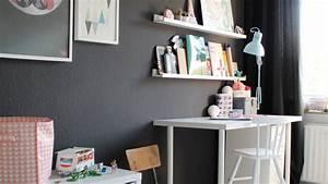 Wandfarbe Für Kinderzimmer : die besten ideen f r die wandgestaltung im kinderzimmer ~ Lizthompson.info Haus und Dekorationen