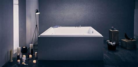 vasca da bagno da appoggio vasca da bagno quadrata 20 modelli da appoggio e da
