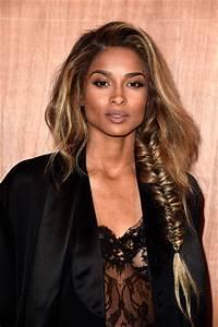 Ciara in Givenchy : Front Row - Paris Fashion Week ...