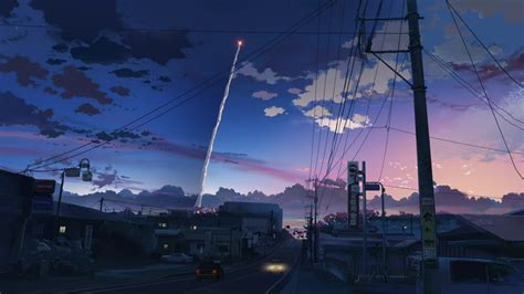 Wallpaper Anime - anime city wallpaper 183 free beautiful wallpapers