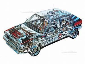 Lancia Delta S4 Engine - image #52