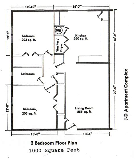 small 2 bedroom house plans modular home modular homes 2 bedroom floor plans
