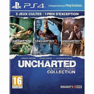 Uncharted : The Nathan Drake Collection - Achat / Vente ...