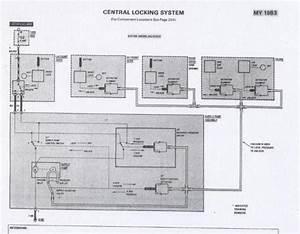 Door Locks 1982 300sd W126