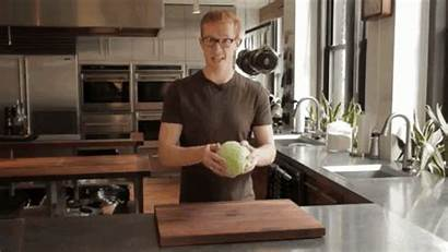 Kitchen Counter Cooking Tricks Duty Lettuce Core