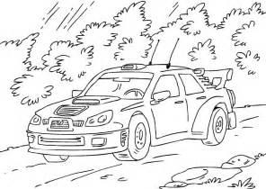 Coloriage Voiture De Rallye Img 27170