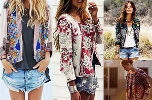 Mode Hippie Chic : le style hippie chic comment le porter my french muse ~ Voncanada.com Idées de Décoration