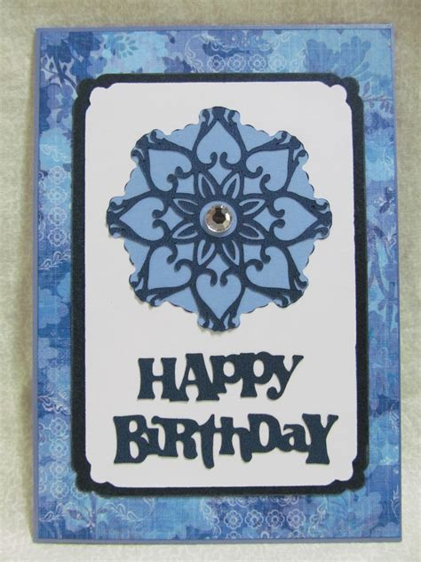 savvy handmade cards happy birthday cricut card