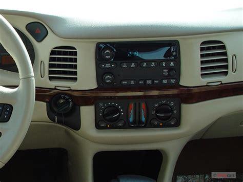 image  chevrolet impala  door base sedan instrument