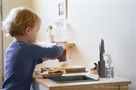 SUMMER SERIES: Montessori home tour #3 - a peek inside Our ...