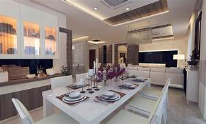 Moderne Luxus Wohnzimmer