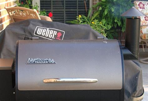 smoker grills pellets traeger vs weber taste pro grill series history cooking found own been last