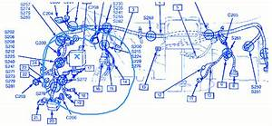 Chevy Geo Tracker 1993 Under Driver Side Electrical Circuit Wiring Diagram