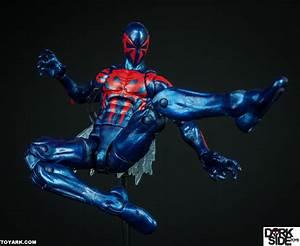 Marvel Legends Spider-Man 2099 Hobgoblin Wave Photo Shoot ...