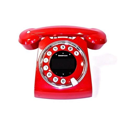 Retro Telefon Schnurlos by Sagemcom Retro Style Sixty Digital Cordless Dect Telephone