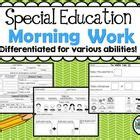 special education resume self contained self contained class on special education sign language and autism