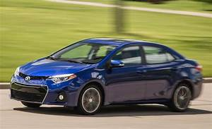 2016 Toyota Corolla Manual Test