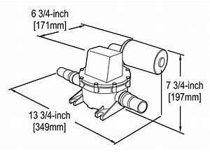Sealand T Series Discharge Pump