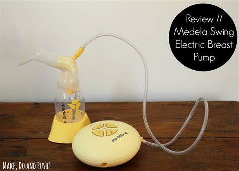 medela swing review medela swing electric breast make do push