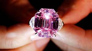 'Pink legacy' diamond sells for $50m at auction | World ...