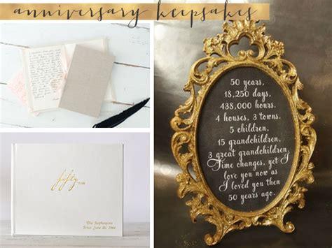 50th Wedding Anniversary Celebration Ideas