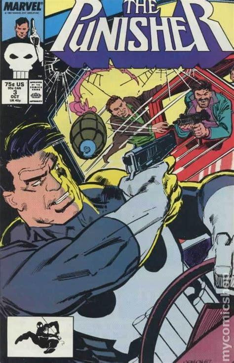 punisher   series comic books