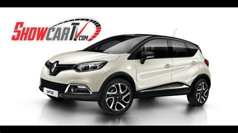 captur renault 2016 renault captur youtube